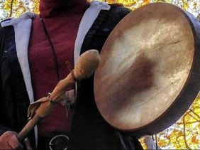 Buffalo Journey Drum